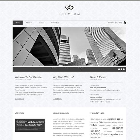 Template Image for Dppremium - WordPress Template