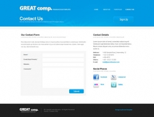 Template: GreatTheme - CSS Template