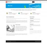 Template: Minimalist - HTML Template