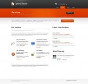 Template: Optima - Website Template