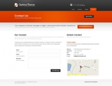 Template: Optima - Website Template