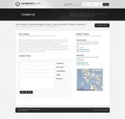 Template: WideScope - HTML Template
