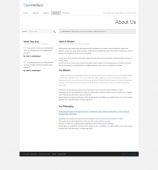 Template: CleanInterface - HTML Template