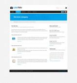 Template: ColorFolio - Website Template