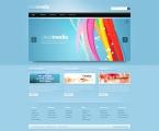Template: Creatimedia-Cuber - CSS Template