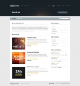 Template: DigitalWeb - HTML Template