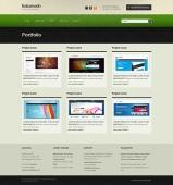 Template: FeatureWeb - Website Template