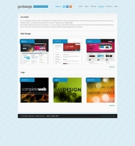 Template: GodDesign - CSS Template