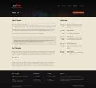 Template: Infocus - Website Template