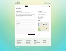Template: NiceLight-Cuber - HTML Template
