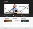 Template: Scrolllist-Cuber - HTML Template