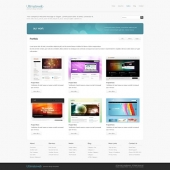 Template: UltimateWeb - HTML Template
