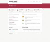 Template: Businesstheme - Website Template