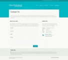 Template: CleanProfessional - HTML Template