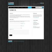 Template: Darkweb-Cuber - CSS Template