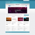 Template: FavoritWeb -  Website Template