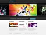 Template: FilmSlide  - HTML Template