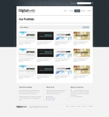 Template: Navywood-Cuber  - Website Template