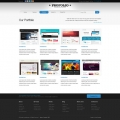 Template: ProFolio-Cuber - HTML Template