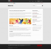 Template: SilverStudio-Cuber - HTML Template