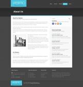 Template: Zodiac - HTML Template