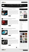Template: Alevero - WordPress Theme