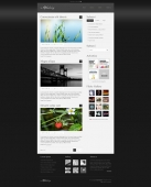 Template: AlphaDark - WordPress Theme