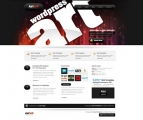 Template: Artwp - WordPress Theme