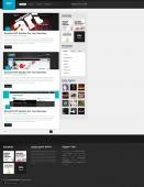 Template: wGallery - WordPress Theme