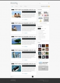 Template: Roomy - WordPress Template