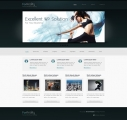 Template: WebagenCywp - WordPress Theme