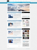 Template: Traveller - WordPress Template
