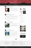 Template: Prestige - WordPress Theme