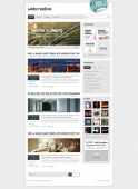 Template: WebCreative - WordPress Template
