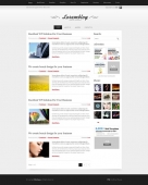 Template: LoremBlog - WordPress Template