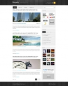 Template: ParQuetry - WordPress Theme