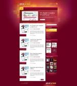 Template: PixelPress - WordPress Theme