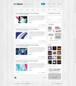 Template: WebWood - WordPress Template