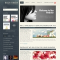Template: BlueBirds - WordPress Template