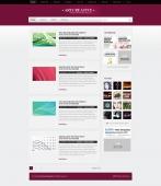 Template: ArtCreative - WordPress Template