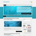 Template: Ckient - WordPress Template
