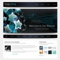 Template: MagicBlog - WordPress Theme