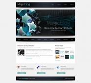 Template: MagicBlog - WordPress Theme