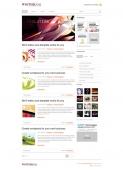Template: WhiteBlog - WordPress Template