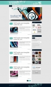 Template: FreshWp - WordPress Template