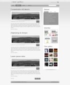 Template: iWeb - WordPress Template