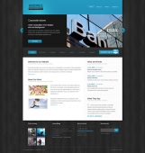 Template: KnightWood - WordPress Template