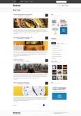 Template: Compass - WordPress Template