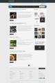 Template: MiniPress - WordPress Theme