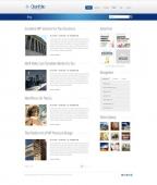 Template: BlueLine - HTML Template